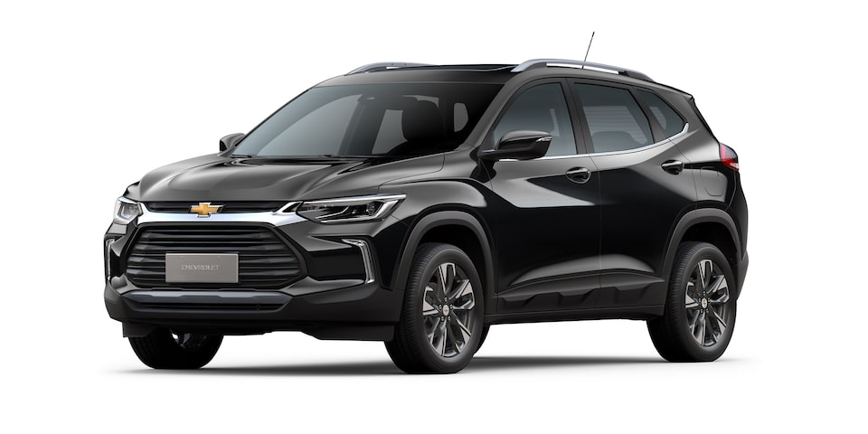 Chevrolet Tracker 2021 color negro
